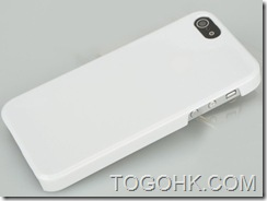 Clear Silicone Case Cover