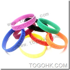 Silicone Bracelet Watch Product