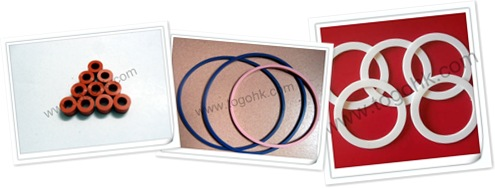 查看 Silicone sealing rings supplier