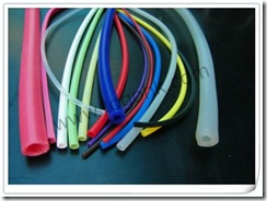 Silicone Foam Cord Strip Rod