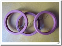 silicone o-ring seal