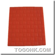 Silicone mat Grid
