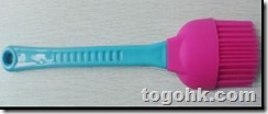 Two-color Silicone Brush