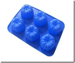 Silicone bakeware Green pepper