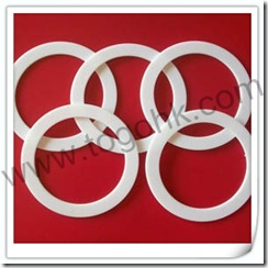 Silicone Ring Gaskets
