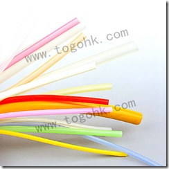 colors of silicone tubes