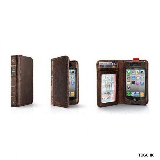 Twelve South BookBook for iPhone 44S