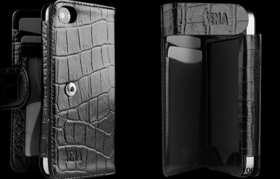 Sena Hampton Wallet Leather Case